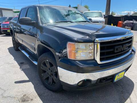 2008 GMC Sierra 1500 for sale at New Wave Auto Brokers & Sales in Denver CO