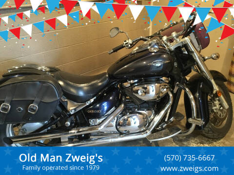 2006 Suzuki Boulevard C50 for sale at Old Man Zweig's in Plymouth Township PA