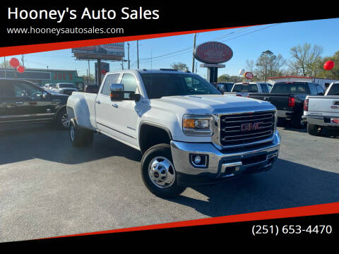 2015 GMC Sierra 3500HD for sale at Hooney's Auto Sales in Theodore AL