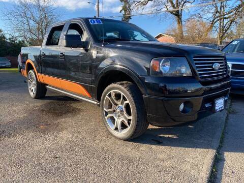 2008 Ford F-150 for sale at Universal Auto INC in Salem OR