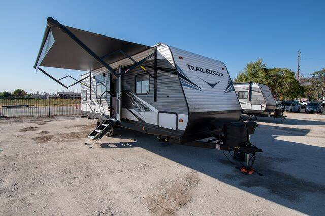 2021 Heartland Trail Runner 261BHS [Bunkhouse for sale at GQC AUTO SALES in San Bernardino CA