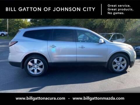 2014 Chevrolet Traverse for sale at Bill Gatton Used Cars - BILL GATTON ACURA MAZDA in Johnson City TN