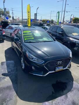 2018 Hyundai Sonata for sale at LA PLAYITA AUTO SALES INC - 3271 E. Firestone Blvd Lot in South Gate CA