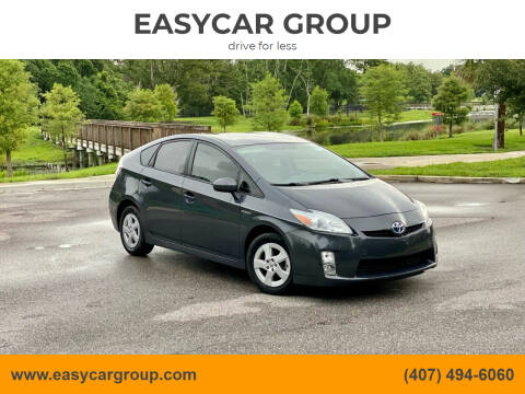 2011 Toyota Prius for sale at EASYCAR GROUP in Orlando FL