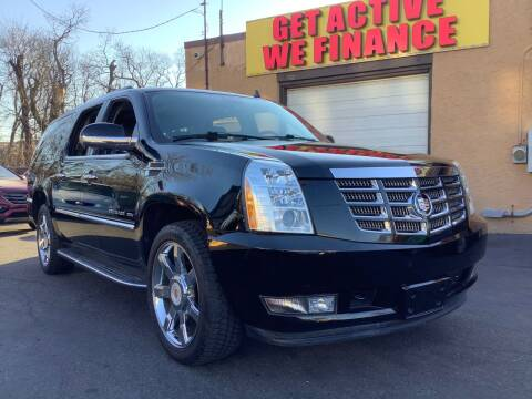 2014 Cadillac Escalade ESV for sale at Active Auto Sales Inc in Philadelphia PA