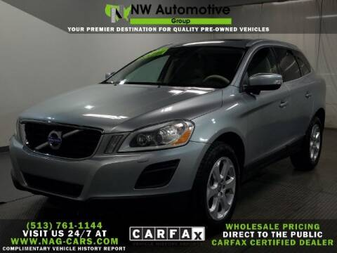 2013 Volvo XC60 for sale at NW Automotive Group in Cincinnati OH