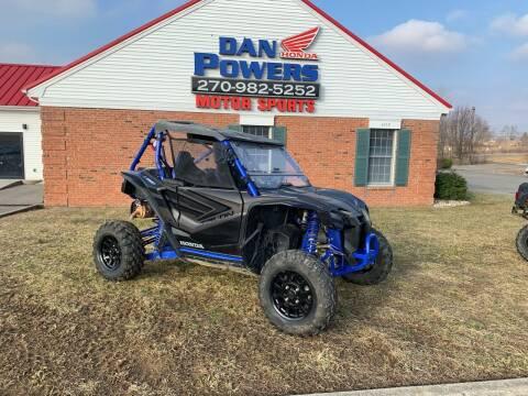 2021 Honda Talon R for sale at Dan Powers Honda Motorsports in Elizabethtown KY