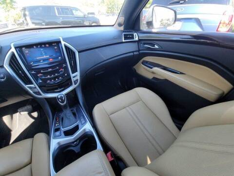 2015 Cadillac SRX for sale at Auto Finance of Raleigh in Raleigh NC