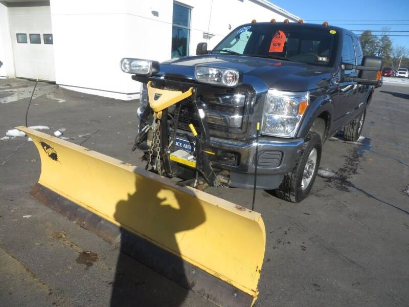 2012 Ford F-250 Super Duty for sale at Price Auto Sales 2 in Concord NH