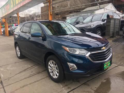 2020 Chevrolet Equinox for sale at Sylhet Motors in Jamacia NY