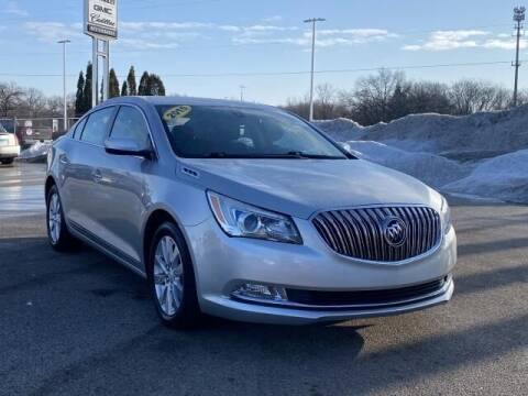 2015 Buick LaCrosse for sale at Betten Baker Preowned Center in Twin Lake MI