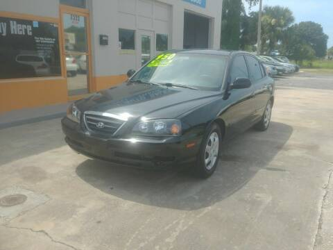 2006 Hyundai Elantra for sale at QUALITY AUTO SALES OF FLORIDA in New Port Richey FL
