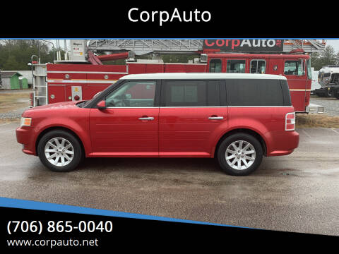 2011 Ford Flex for sale at CorpAuto in Cleveland GA