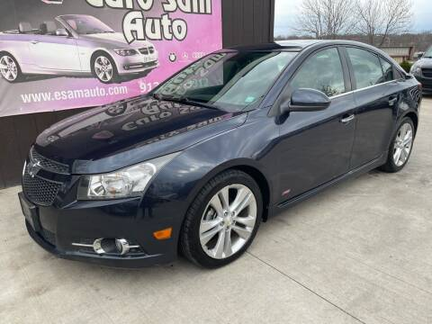 2014 Chevrolet Cruze for sale at Euro Auto in Overland Park KS
