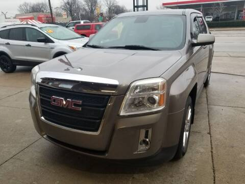 2012 GMC Terrain for sale at Madison Motor Sales in Madison Heights MI