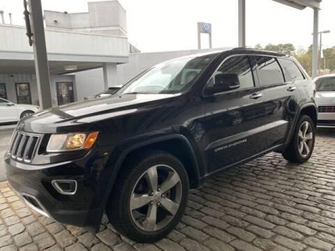 2014 Jeep Grand Cherokee for sale at Southern Auto Solutions-Jim Ellis Volkswagen Atlan in Marietta GA