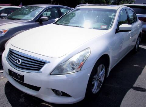 2010 Infiniti G37 Sedan for sale at Top Line Import in Haverhill MA