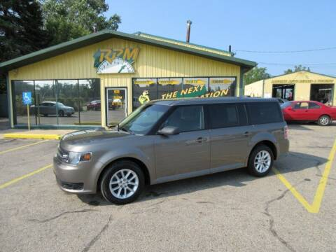 2013 Ford Flex for sale at RPM AUTO SALES in Lansing MI