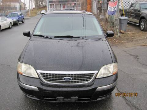 2003 Ford Windstar for sale at EBN Auto Sales in Lowell MA