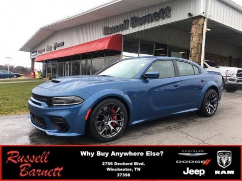 2021 Dodge Charger for sale at Russell Barnett Chrysler Dodge Jeep Ram in Winchester TN