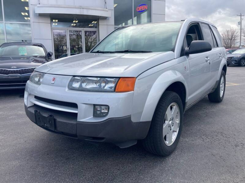2004 Saturn Vue for sale at RABIDEAU'S AUTO MART in Green Bay WI