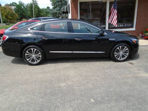 2017 Buick LaCrosse for sale at Nelson Auto Sales in Toulon IL
