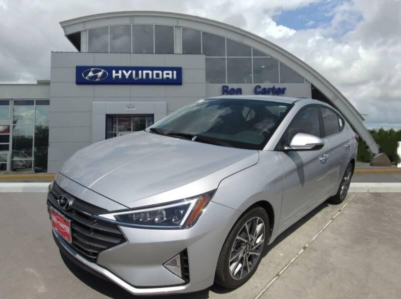 2020 Hyundai Elantra Limited IVT - Houston TX