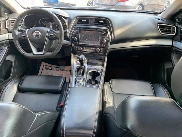 2017 Nissan Maxima 3.5 SL 4dr Sedan - Nashville TN