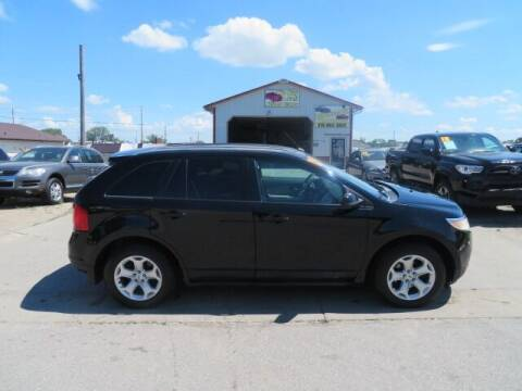 2012 Ford Edge for sale at Jefferson St Motors in Waterloo IA