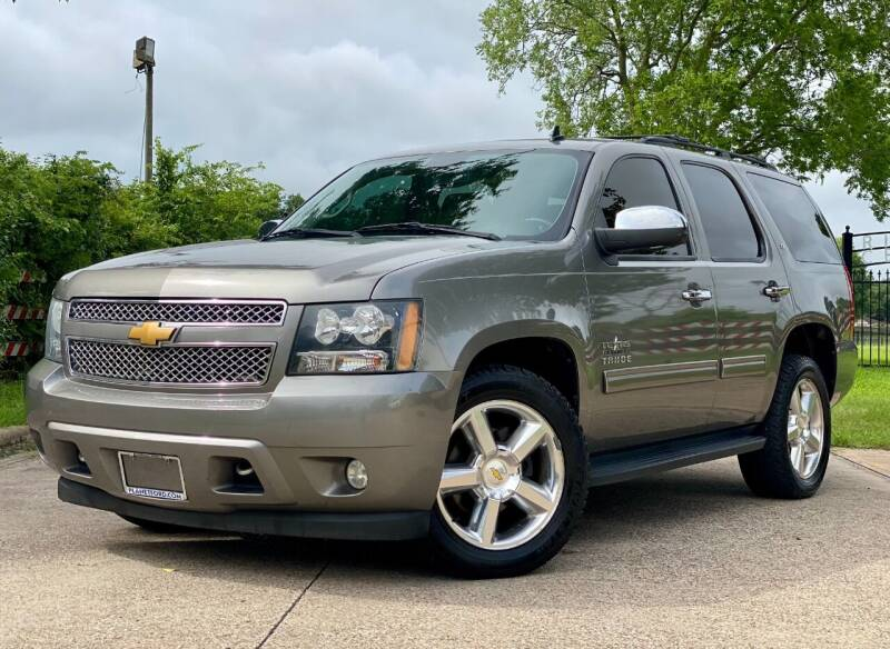 2012 Chevrolet Tahoe for sale at Texas Auto Corporation in Houston TX