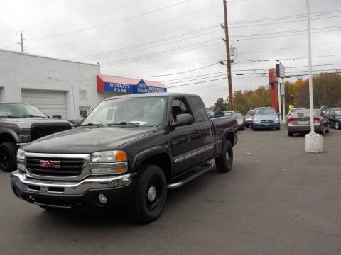 2004 GMC Sierra 1500 for sale at United Auto Land in Woodbury NJ
