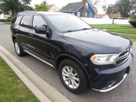 2014 Dodge Durango for sale at First Choice Automobile in Uniondale NY