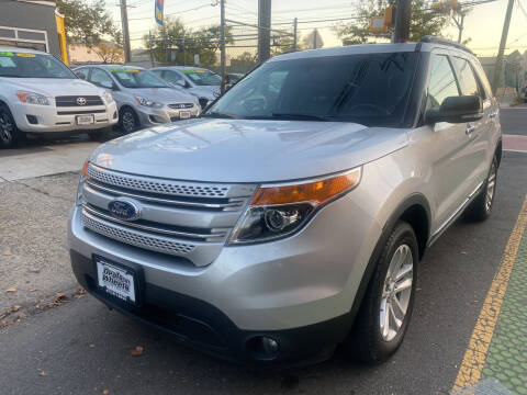 2015 Ford Explorer for sale at DEALS ON WHEELS in Newark NJ