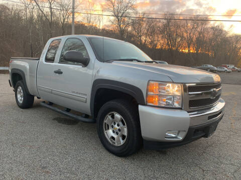 2011 Chevrolet Silverado 1500 for sale at George Strus Motors Inc. in Newfoundland NJ