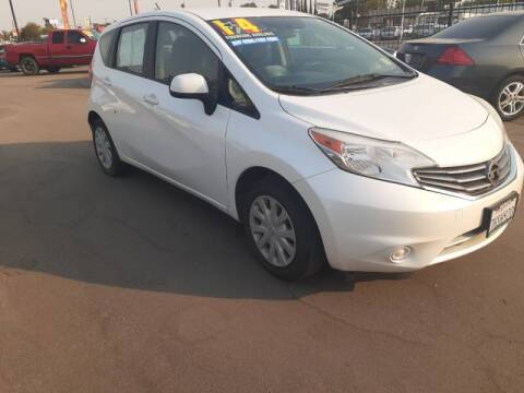 2014 Nissan Versa Note for sale at COMMUNITY AUTO in Fresno CA