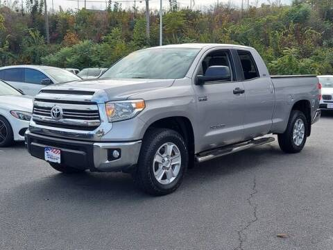 2016 Toyota Tundra for sale at Automall Collection in Peabody MA