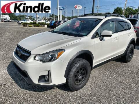 2016 Subaru Crosstrek for sale at Kindle Auto Plaza in Cape May Court House NJ