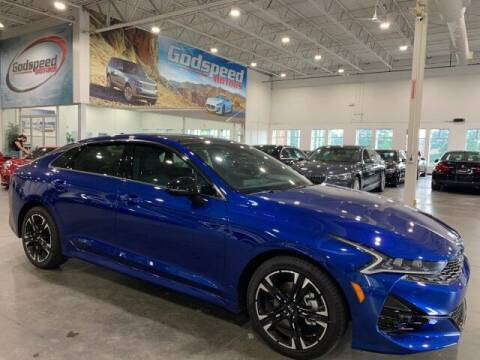 2021 Kia K5 for sale at Godspeed Motors in Charlotte NC