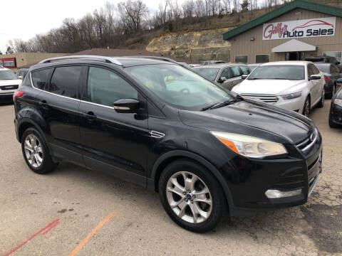 2014 Ford Escape for sale at Gilly's Auto Sales in Rochester MN