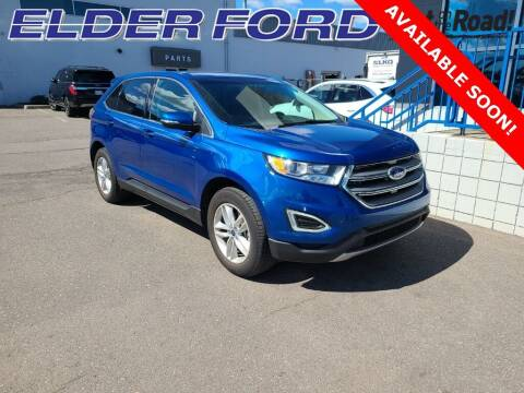 2018 Ford Edge for sale at Mr Intellectual Cars in Troy MI
