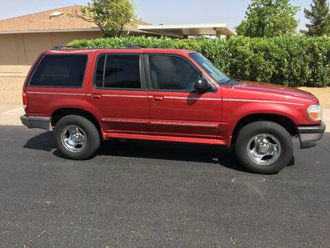 1998 Ford Explorer for sale at FAMILY AUTO SALES in Sun City AZ