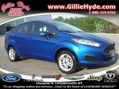 2018 Ford Fiesta for sale at Gillie Hyde Auto Group in Glasgow KY