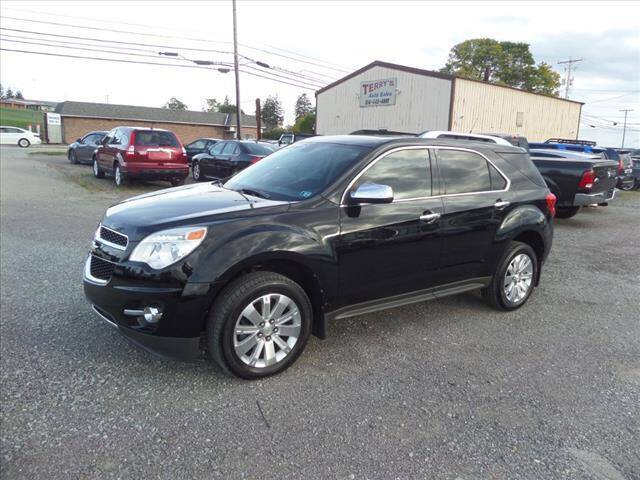 2010 Chevrolet Equinox for sale at Terrys Auto Sales in Somerset PA