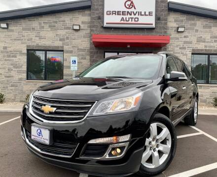 2016 Chevrolet Traverse for sale at GREENVILLE AUTO in Greenville WI