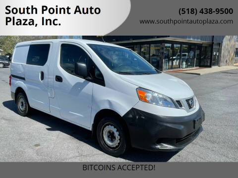 2015 Nissan NV200 for sale at South Point Auto Plaza, Inc. in Albany NY