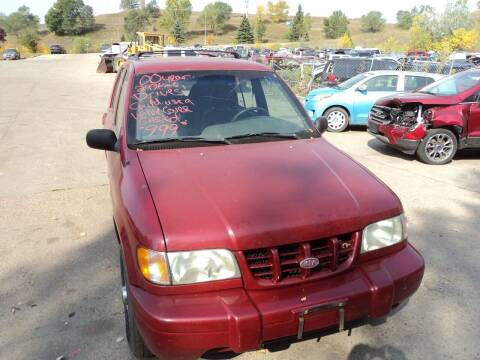 2000 Kia Sportage for sale at Barney's Used Cars in Sioux Falls SD