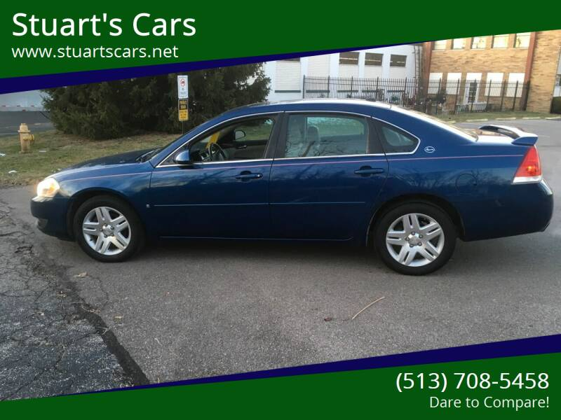 2006 Chevrolet Impala for sale at Stuart's Cars in Cincinnati OH