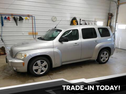 2009 Chevrolet HHR for sale at Dakota Sales & Equipment in Arlington SD