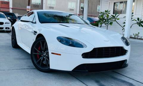 2015 Aston Martin V8 Vantage for sale at Pro Motorcars in Anaheim CA