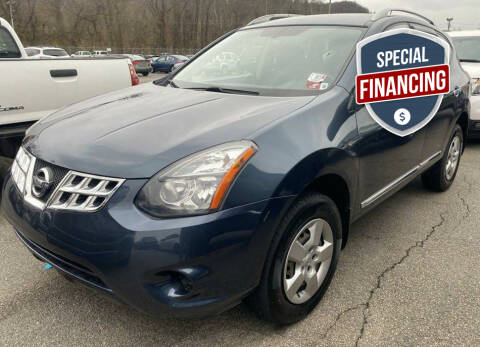 2015 Nissan Rogue Select for sale at Rayyan Auto Sales LLC in Lexington KY